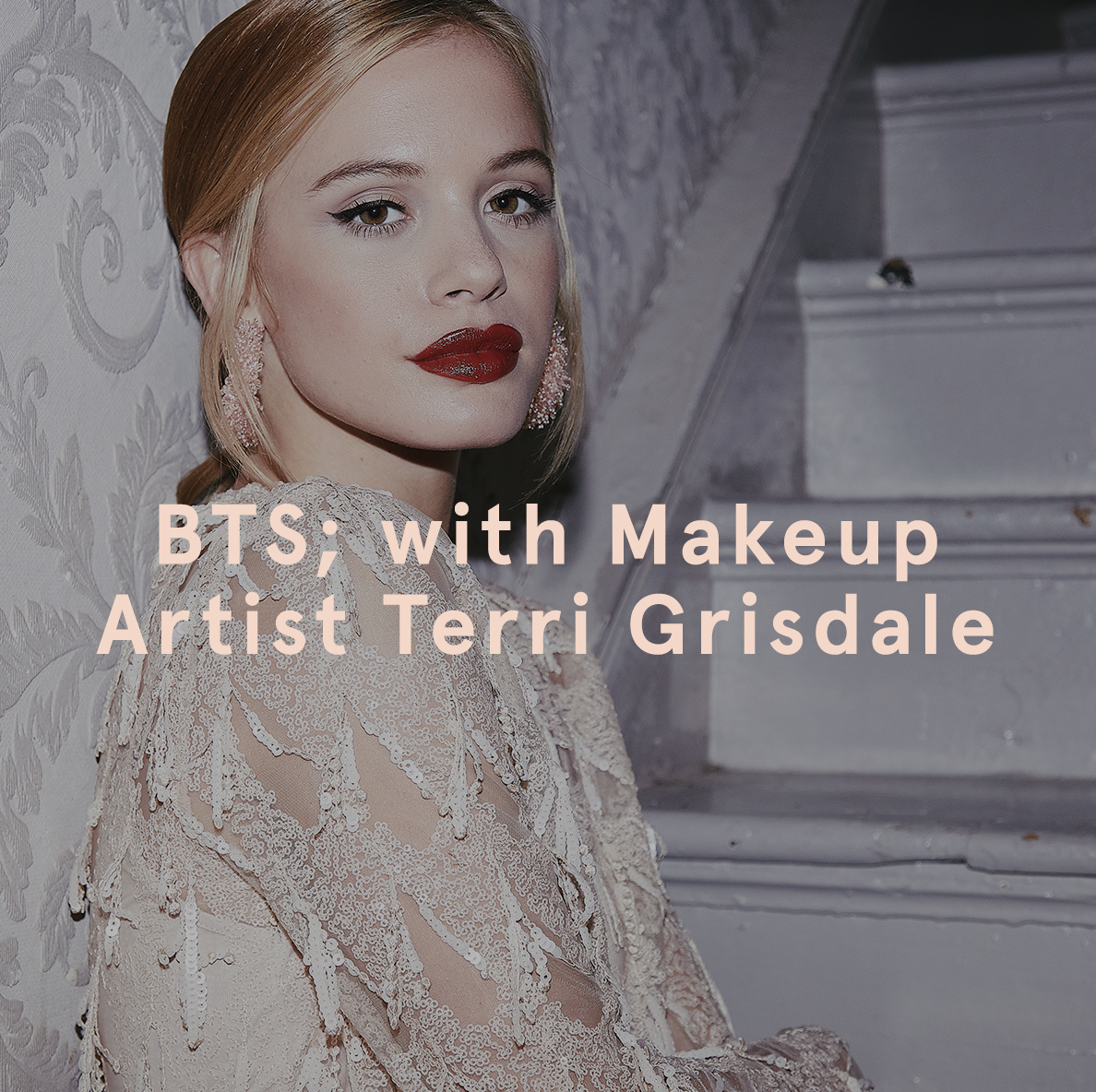 Makeup Artist Terri Grisdale
