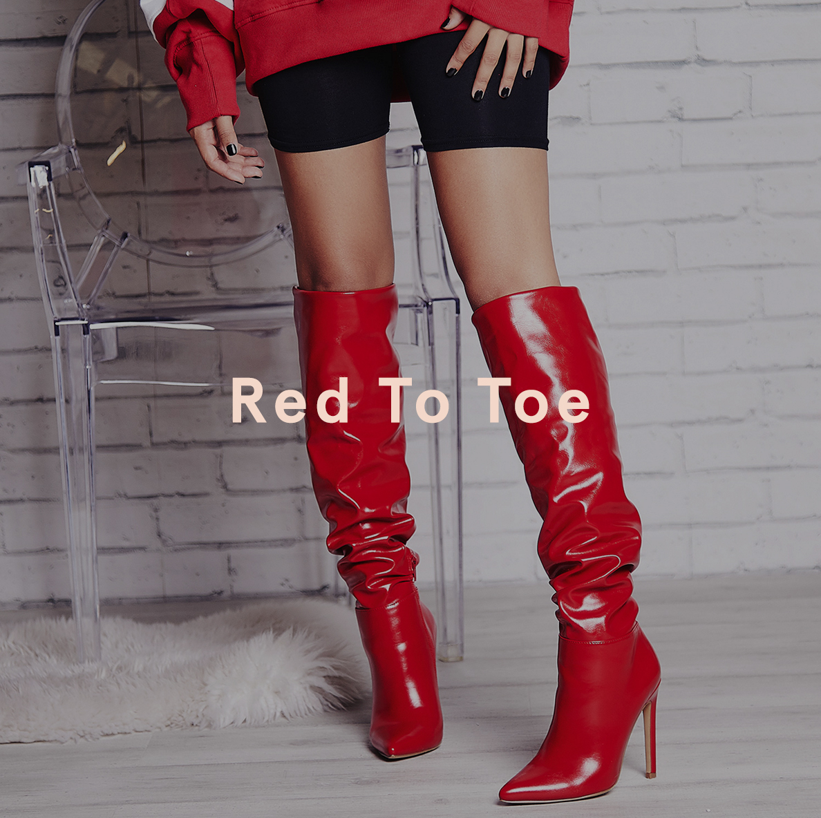 Red To Toe