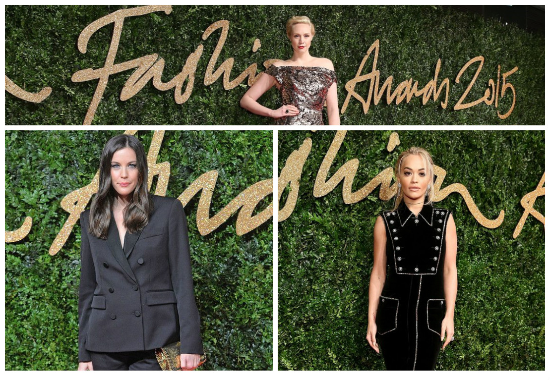 A round up of EGO's best dressed at the British Fashion Awards