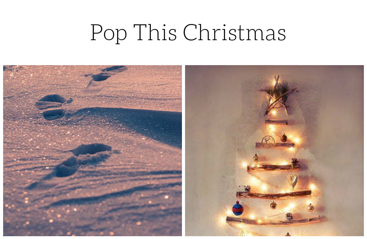Pop This Christmas with EGO's top makeup tips